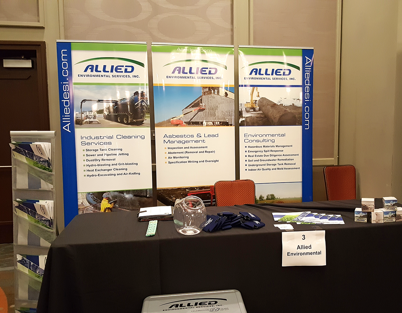Allied at the 2017 OPFMA Annual Conference and Tradeshow