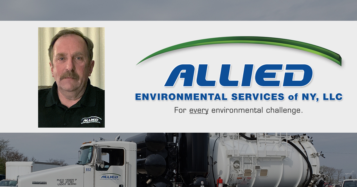 Allied Welcomes Project Manager Charlie Litten to Buffalo Office