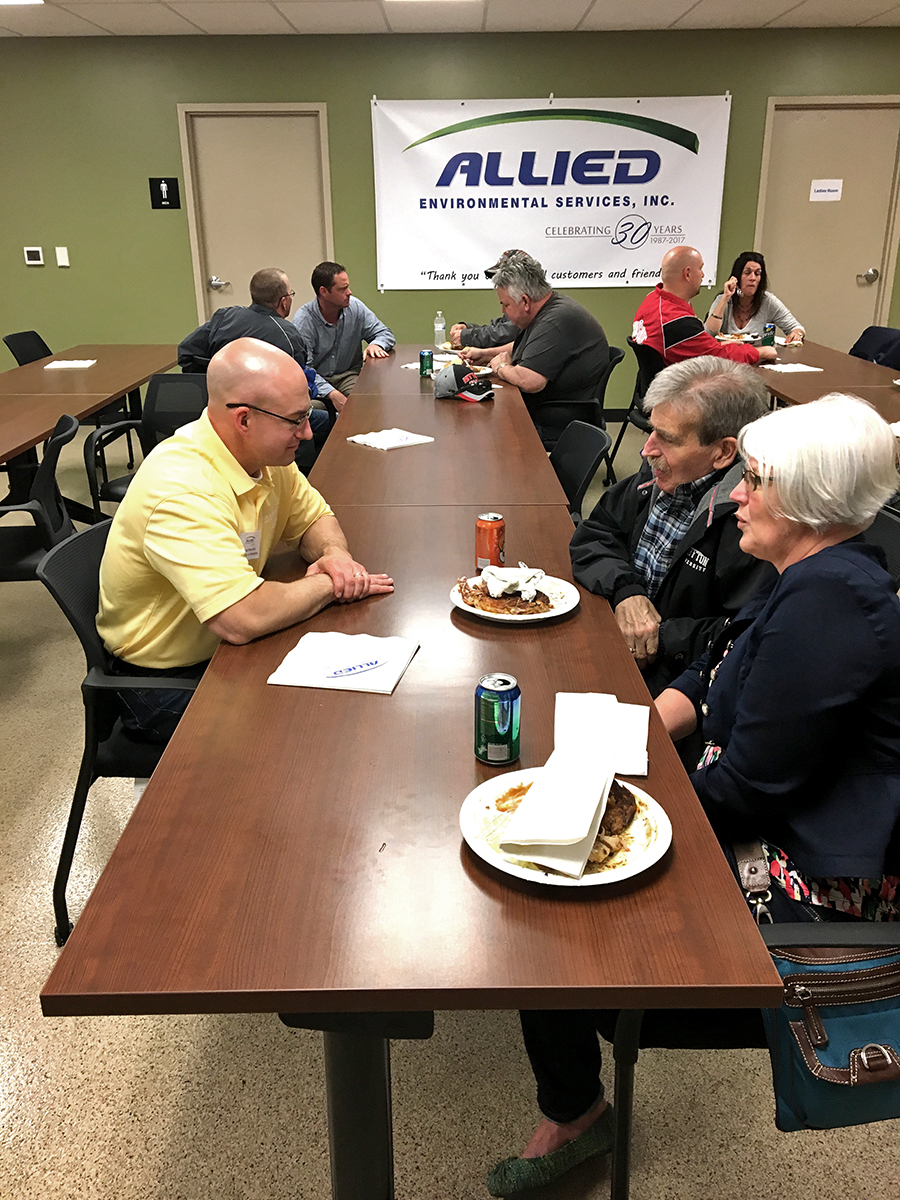 Allied Hosts Anniversary Open House