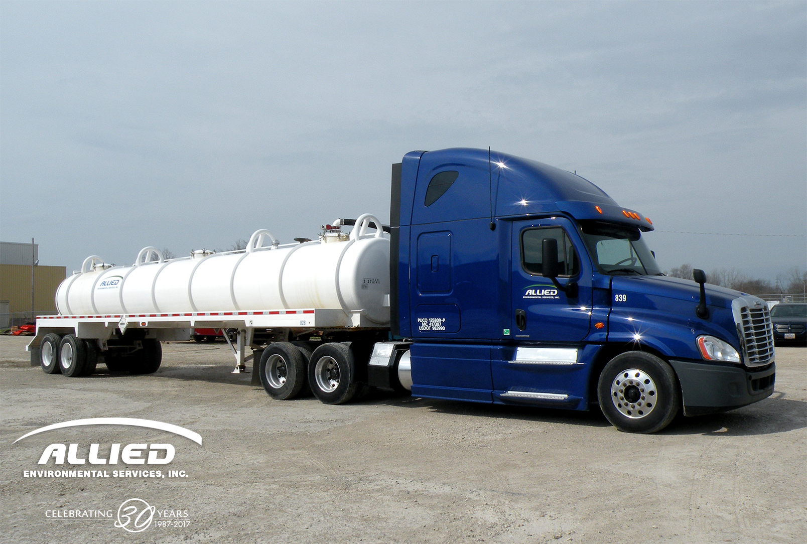 Allied Expands HazMat Transport Fleet for 2017